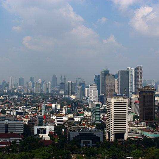 2020年1月 インドネシアでオペレーションを開始しました