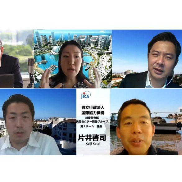 2020年6月:代表取締役CEO永井がJICA主催Webセミナーに登壇しました
