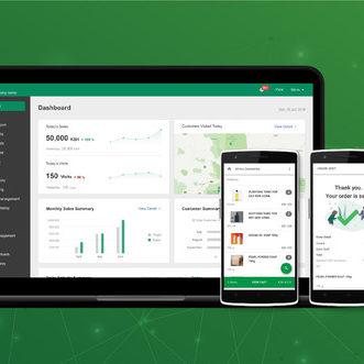 2020年10月1日:小売店向け受発注モバイルプラットフォーム『SENRI Direct Order』正式リリース
